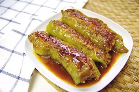 虎皮青椒的做法,学炒家常菜的简单菜谱