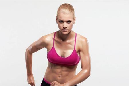 女生腹肌锻炼方法,最简单的瘦腰方法你会了吗