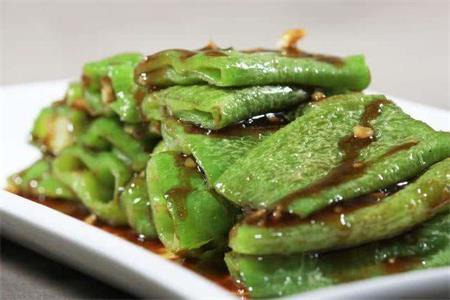 虎皮青椒的美味做法,超下饭超好吃的家常菜