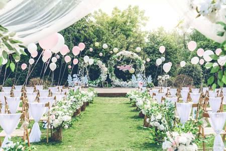 梦中的婚礼注意事项,结婚典礼现场六个细节道具