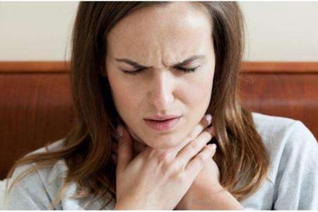 女性早上起来总是喉咙痛,六个简单好得快的小方法