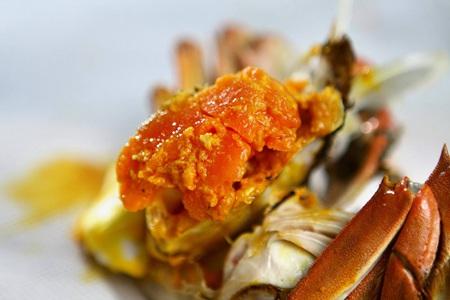 清蒸螃蟹的做法和步骤,十月正是吃蟹好季节