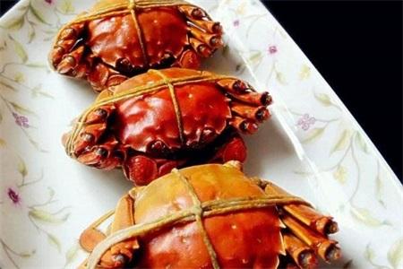清蒸螃蟹的做法和步骤,蒸螃蟹的时间最讲究