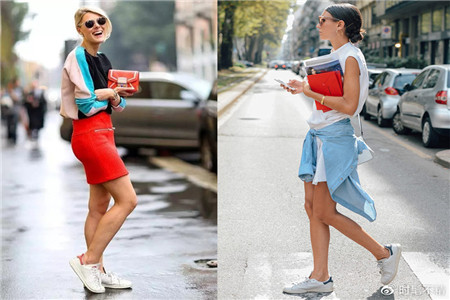高跟鞋才能讓腿型更漂亮嗎?2019年流行的三種鞋子百搭好看