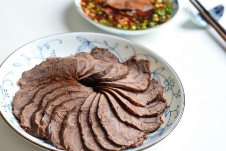 酱牛肉的做法,好吃不长膘,最适合拿来做减肥餐