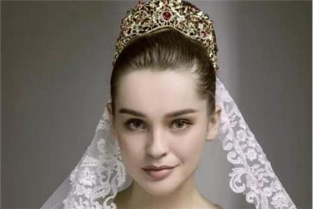 三款欧式唯美新娘发型,复古风发髻浪漫温柔