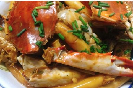 梭子蟹的做法,清蒸红烧需要多长时间