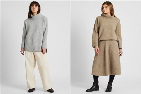 秋冬出游如何穿搭提升时尚品位,面料外套剪裁设计要选对