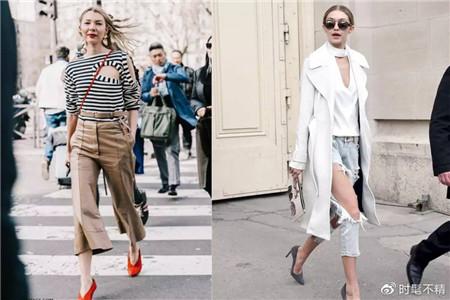 破洞衣服的潮流穿搭,还有比破洞牛仔裤更拉风的四种设计