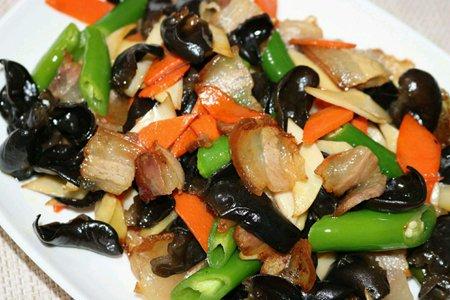 家常木耳的三种详细做法,凉拌热炒的快速简单食谱