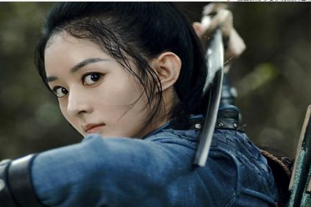 《有匪》预告曝光,赵丽颖造型帅气破质疑,完全不像孩子妈