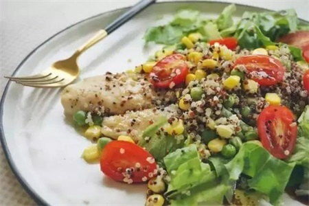 藜麦的功效与作用,藜麦做减肥餐的三种美味做法
