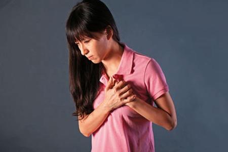 女性胸部疼痛是什么原因,小心这三种疾病找上你