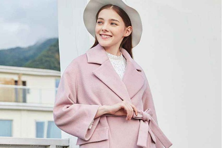 大衣蝴蝶结的四种打法,让女生打造精致的风衣腰带