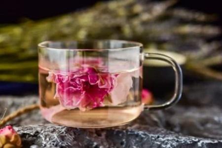玫瑰花茶功效:活血美容,五大作用这么喝才有效