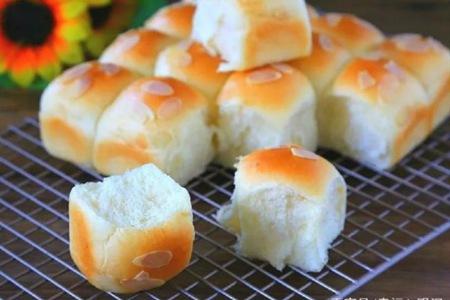 家庭做面包的简单做法大全,烤箱初学者必备食谱