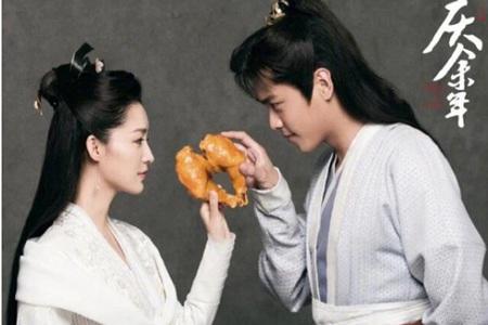 《庆余年》张若昀营业饭碗cp 李沁求生欲超强发唐艺昕婚纱照
