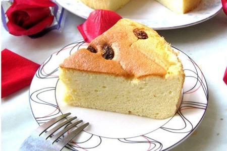 新手入门烤箱蛋糕的做法,柔软海绵蛋糕好吃不长胖