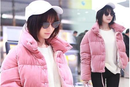 秋冬衣服色彩搭配最流行款式趋势 粉色外套配什么颜色内搭