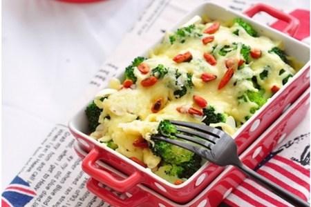 西兰花好吃的五种做法,新鲜花菜只需要一个步骤做出营养