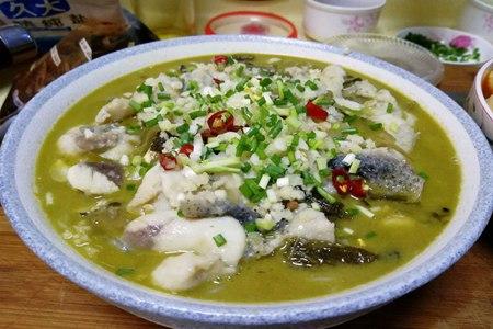 私厨酸菜鱼的做法,味道酸爽鲜美在家就能做