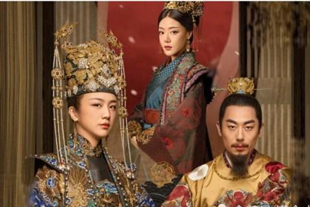 大明风华演员表俞灏明演朱亚文的舅舅 汤唯古装扮相受吐槽