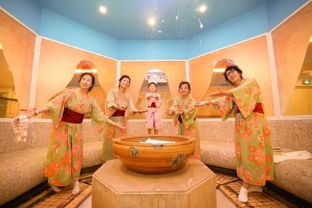 美容减肥去汗蒸的四大好处,女性第一次去汗蒸房步骤