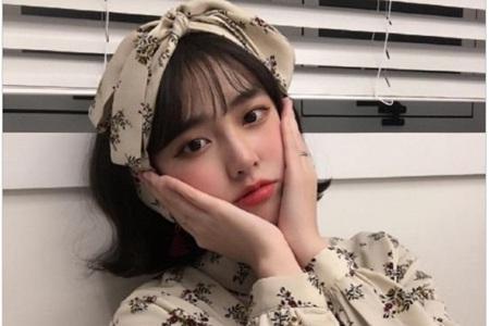 女生秋冬季短发烫发图片大全,2019潮流韩范儿的发型