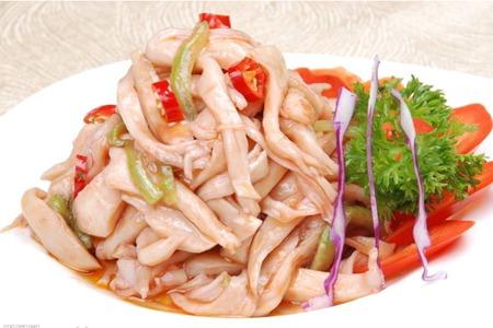 杏鲍菇做好吃的最简单方法,裹上酱汁比肉还好吃