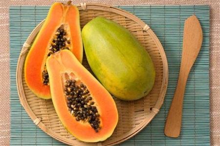 木瓜的功效與作用,女性吃木瓜真的可以豐胸嗎?