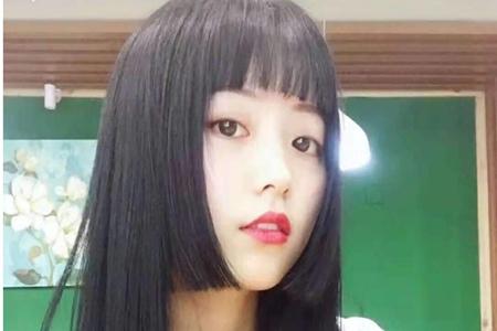 女生圆脸长脸搭配合适发型设计,2020女生最流行的发型