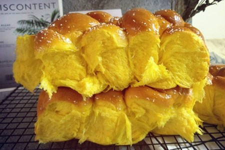 家庭面包的五种简单做法,烤箱新手轻松做酥香面包