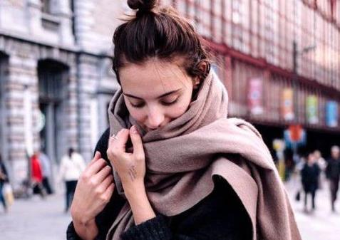 围巾围法〡掌握任意一种,都能与众不同