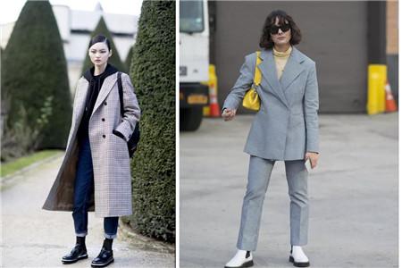 春天美丽短靴,女生不能少的一双切尔西 切尔西 女生 短靴 服饰搭配  第2张
