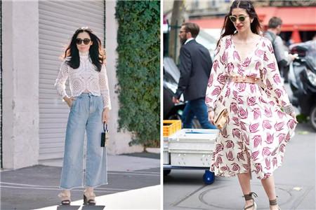 三个百试不爽的穿衣搭配法则,让女生时尚在线 时尚 搭配 穿衣 女生 服饰搭配  第1张