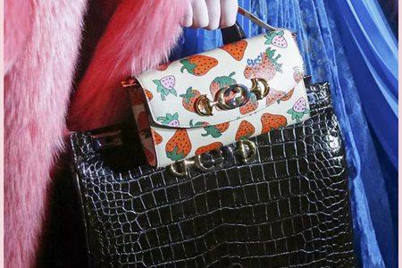林允出街的包包叠背,成为今夏最时尚的背法 时尚 叠背 包包 林允 服饰搭配  第3张