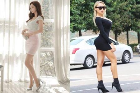 性感包臀裙穿出好身材,女生一定要避开这五个雷点 女生 身材 包臀裙 服饰搭配  第1张