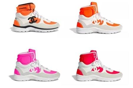 秋天增高运动鞋人气高,Chanel、Dior的老爹鞋时尚 时尚 Dior Chanel 增高运动鞋 服饰搭配  第1张