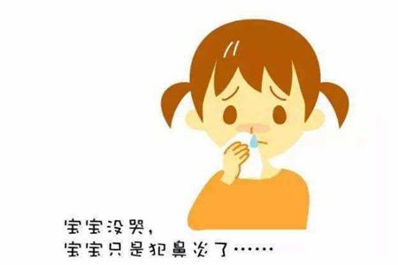 过敏性鼻炎症状