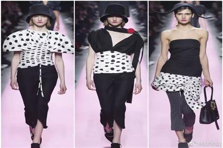 黑色元素服饰带来高级清凉感