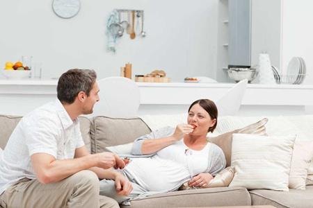 孕早期症状