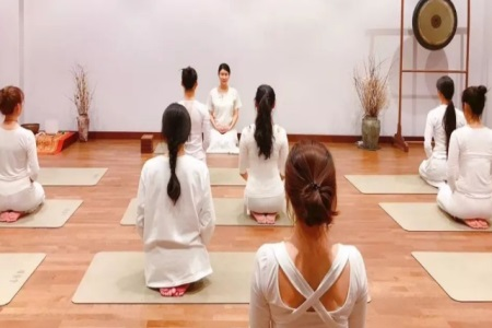 瑜伽初入门