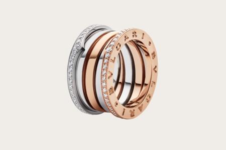 宝格丽奢华戒指珠宝,五大系列点亮你的手指