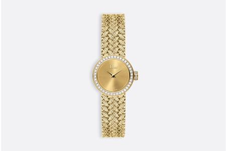 迪奥先生灵感设计高级腕表 迪奥女士手表系列价格介绍