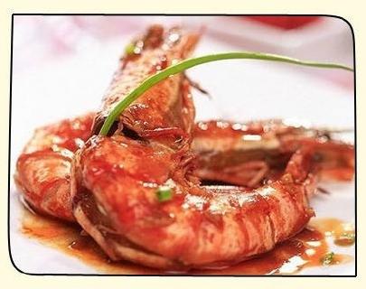 油焖大虾的做法 孜然土豆的做法