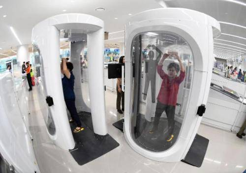 游客须知!韩国机场明年入境的乘客需接受全身裸检
