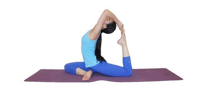 练习瑜伽为什么要光脚 这些讲究你应该要知道