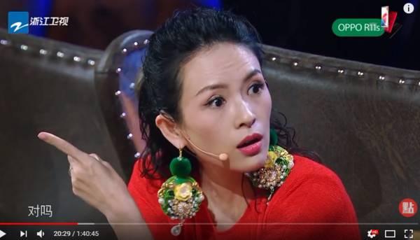 章子怡在《演员的诞生》里发飙郑爽,网友:真戏假做?