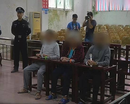 父亲逛街撞见被拐儿子,三嫌犯被判刑