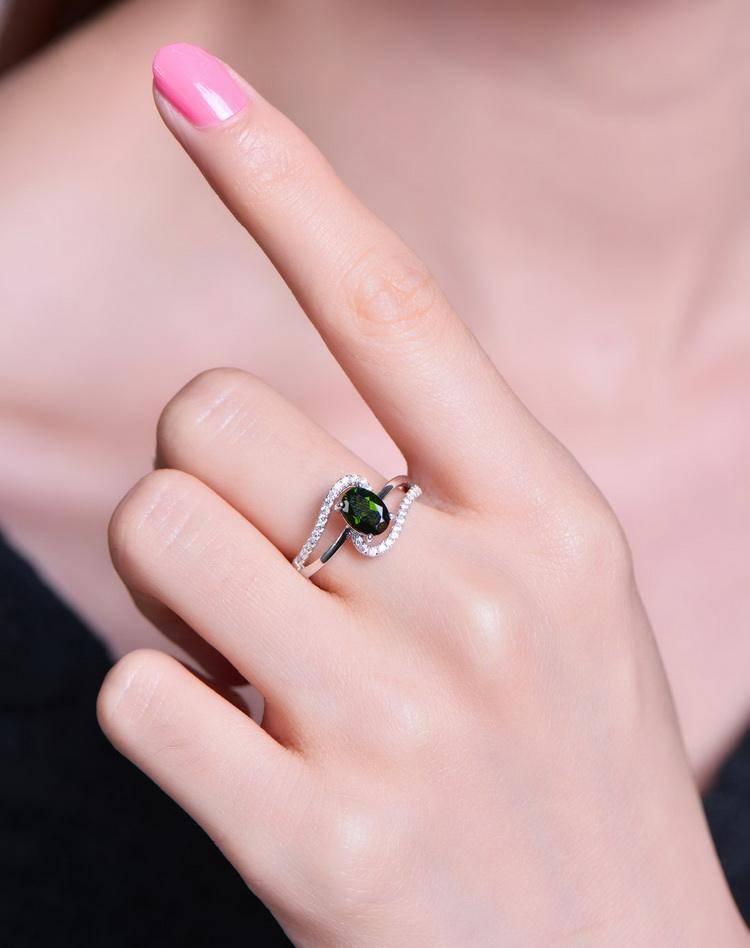 戒指的戴法你知道吗?